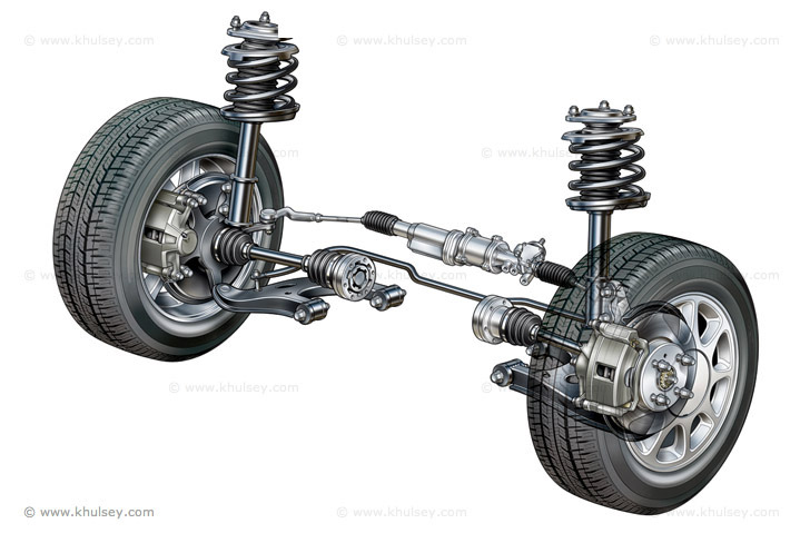 What Is Suspension In Car >> Steering And Suspension Repair In Ny Vt Adirondack Tire