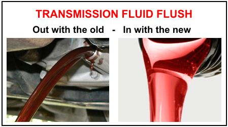 Transmission Fluid Flush In Ny Vt Adirondack Tire Service